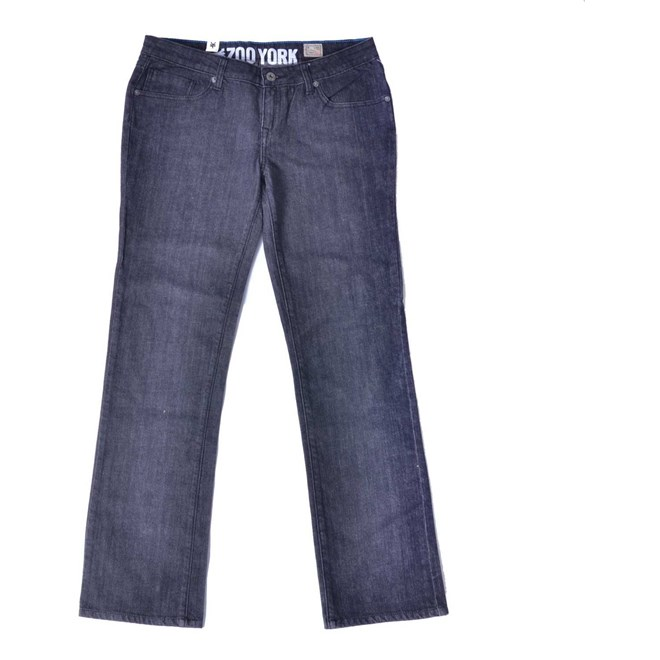 kalhoty ZOO YORK - Straight (CHR)