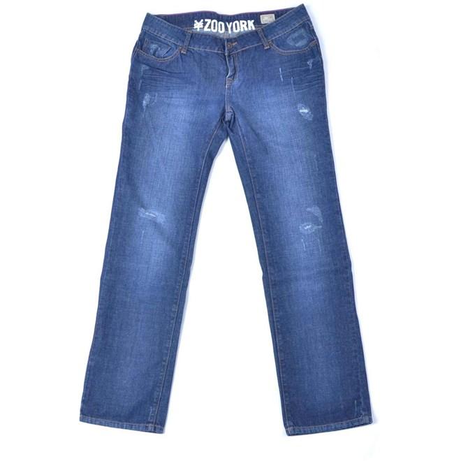 kalhoty ZOO YORK - Straight (MWD)