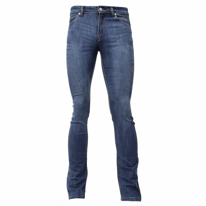kalhoty REELL - Skin Mid Bl (MID BL)