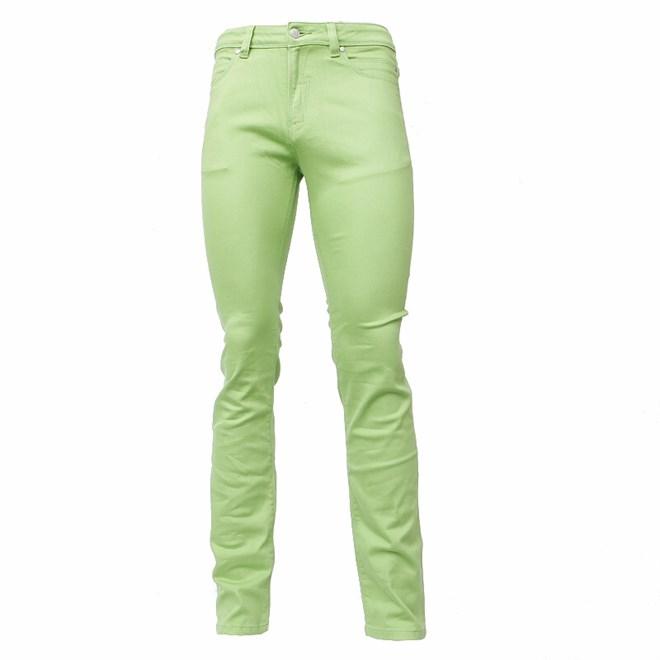 kalhoty REELL - Skin Apple Gn (APPLE GN)