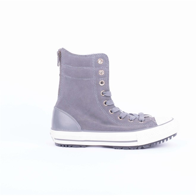 boty CONVERSE - CT AS Hi-Rise Boot Material Thunder/Natural/Egret (THUNDER/NAT/EGRET)