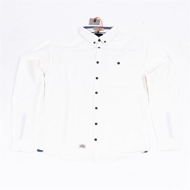 triko BLEND - Shirt Offwhite 70005 (70005)