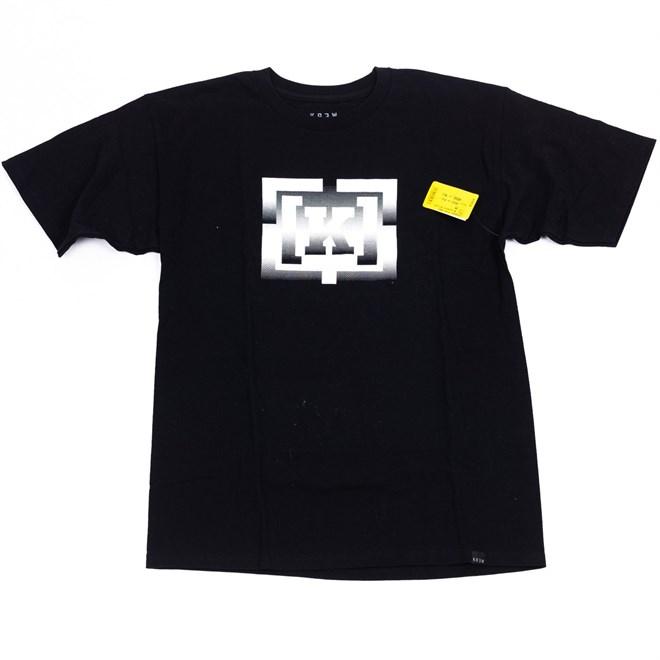 triko KREW - Pxl Bracket Black (001)