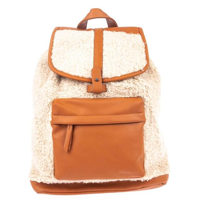 batoh BENCH - Fur Back Pack Mocha Bisque (BR098)