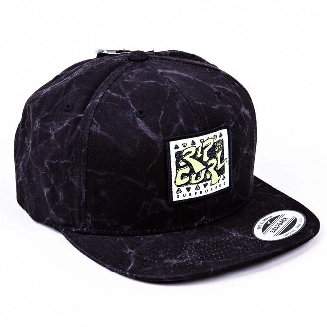 kšiltovka RIP CURL - Rad Snapback Cap Black (90)
