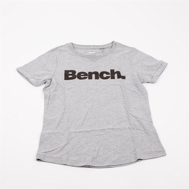 triko BENCH - New Logo Summer Grey Marl (MA1026)
