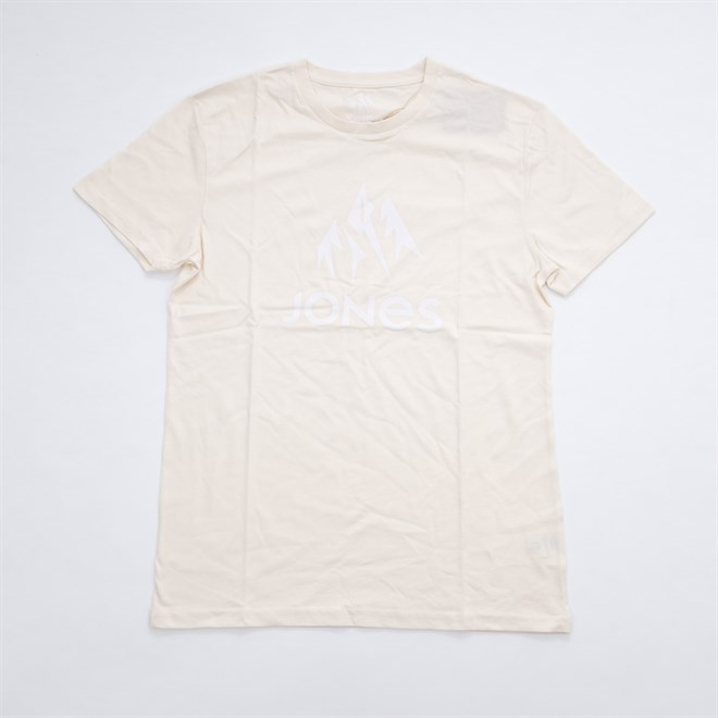 triko JONES - Basic Tee Natural Natural (NATURAL)