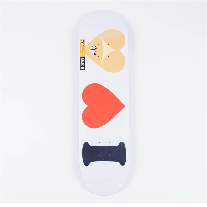 deska ENJOI - I Heart Hearts R7 White 8.375 (WHT)