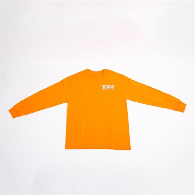 triko UNION - Classic Long Sleeve Orange (ORANGE)