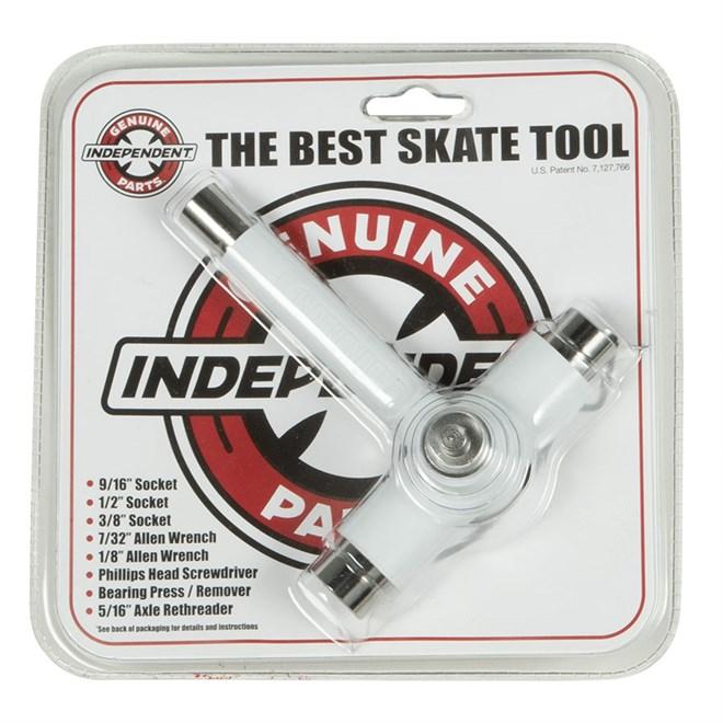 nářadí INDEPENDENT - Genuine Parts Best Skate Tool Standard White each (78893)