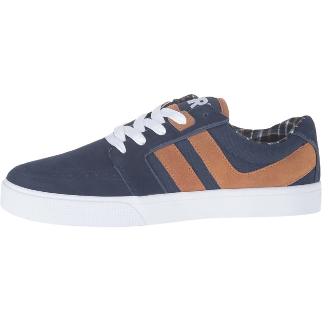 boty OSIRIS - Lumin Navy/Brown/White (186)