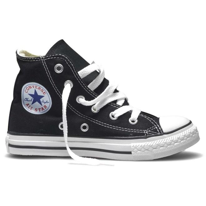 boty CONVERSE - Chuck Taylor All Star Black (BLACK)
