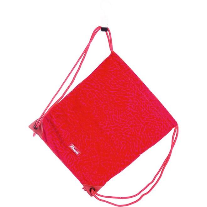 gymsack KREAM - Red Dumbo red/red (6633)