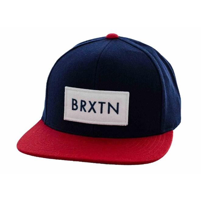 kšiltovka BRIXTON - Rift Navy/Red (0820)