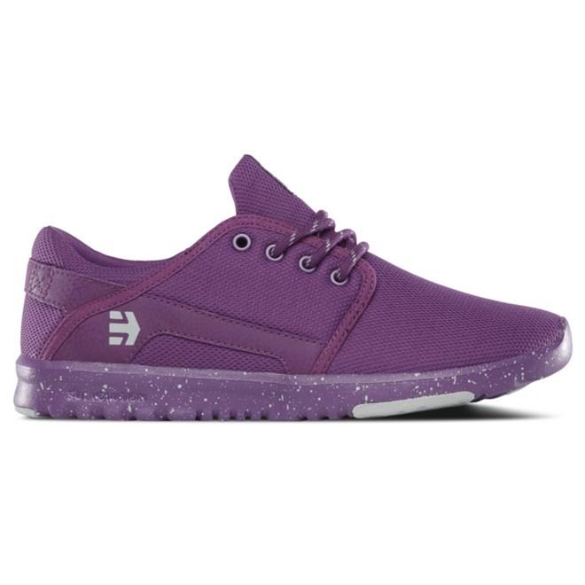 boty ETNIES - Scout Wmns Purple (500)