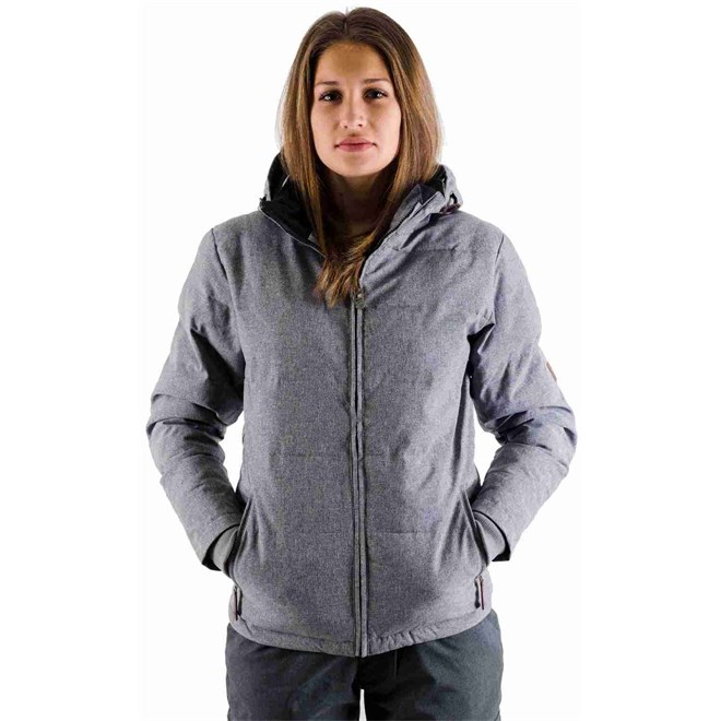 bunda LIGHT - Celsius Grey Heather (380)