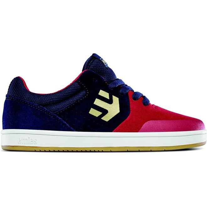 boty ETNIES - Kids Marana Red/Blue/White (613)