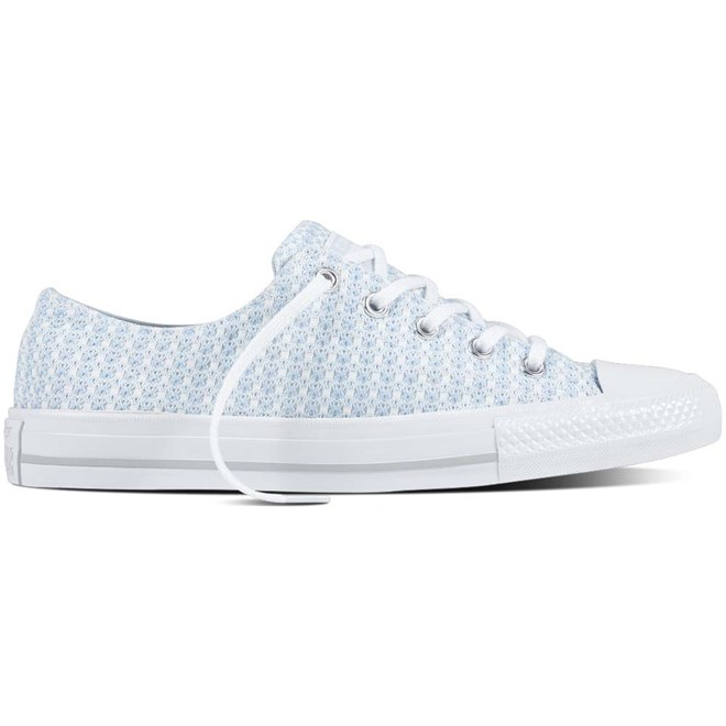 boty CONVERSE - Chuck Taylor All Star Gemma Porpoise/White/Mouse (PORPOISE-WHITE-MOUSE)