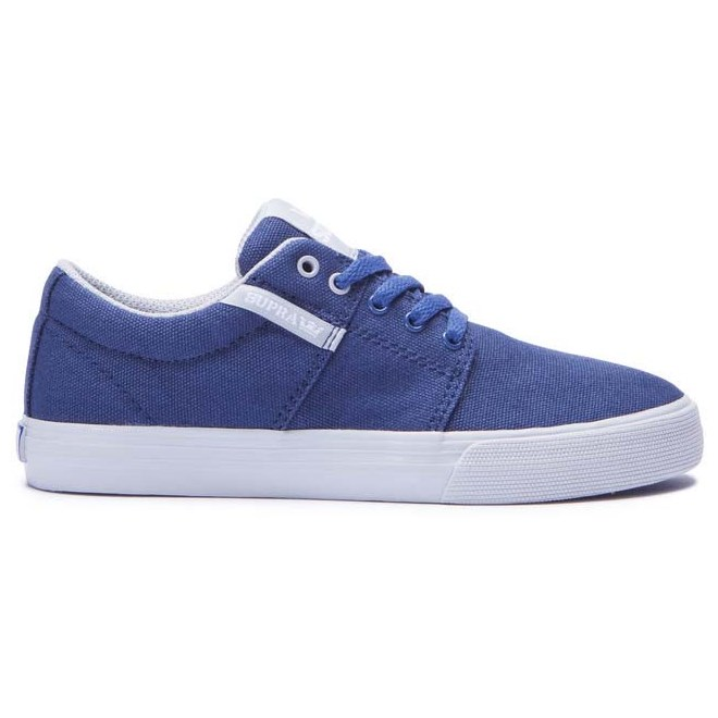 boty SUPRA - Stacks Vulc Ii Blue-Lt Grey (433)
