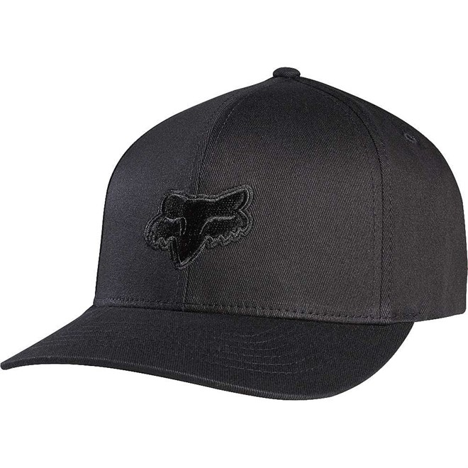kšiltovka FOX - Legacy Black/Black 021 (021)