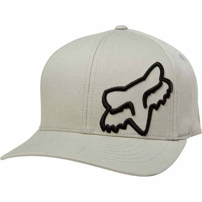 e91d72e2e95 kšiltovka FOX - Flex 45 Flexfit Hat Steel Grey (172)