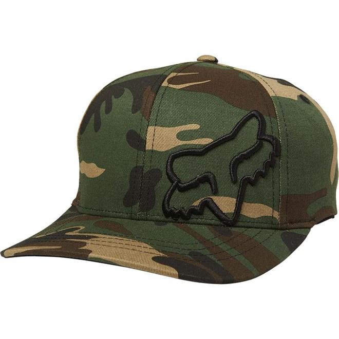 kšiltovka FOX - Youth Flex 45 Flexfit Hat Camo (027)  98f9839127