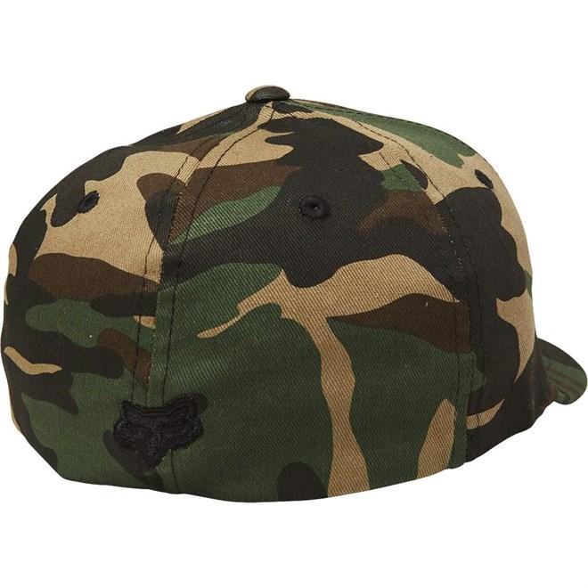 kšiltovka FOX - Youth Flex 45 Flexfit Hat Camo (027) · Obrázek 2 Obrázek 2 87225527ce