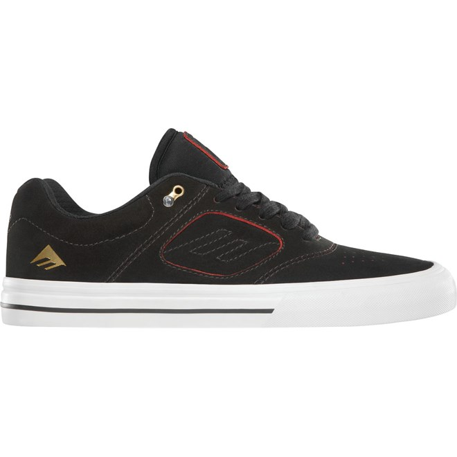 Schuhe EMERICA -  Reynolds 3 G6 Vulc Grey/Orange (097)