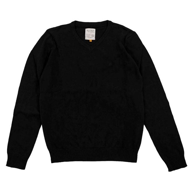 svetr BLEND - Pullover Black (70155)
