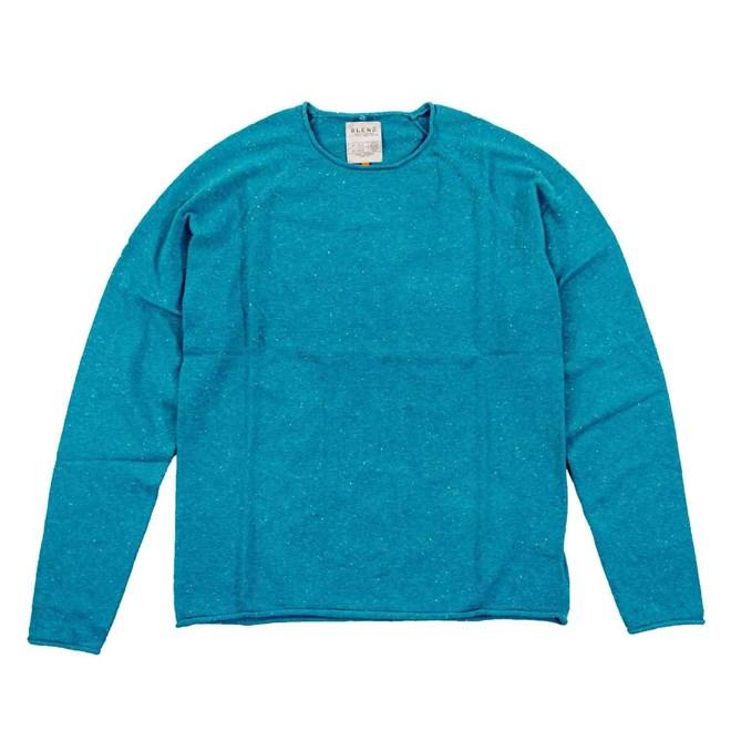 svetr BLEND - Pullover Agate Green (77178)