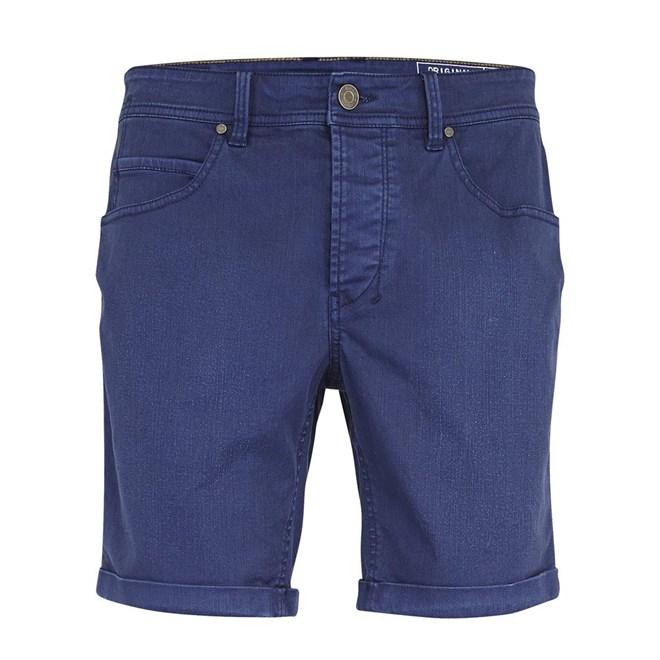 kraťasy BLEND - Shorts Medieval Blue (74019)