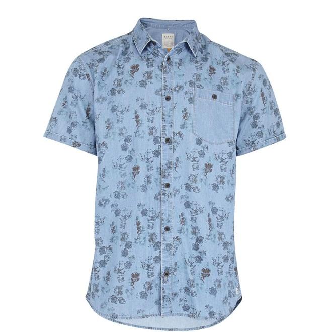 košile BLEND - Shirt Copen Blue (74605)