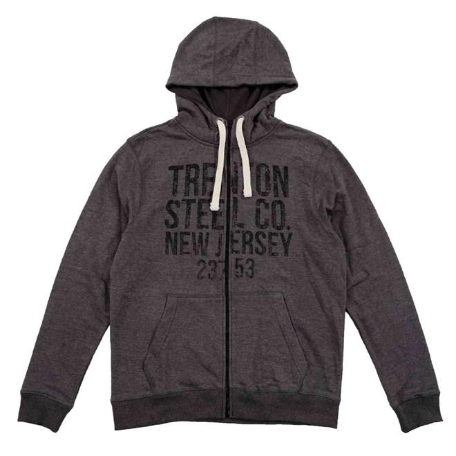 svetr BLEND - Sweatshirt Pewter Mix (70817)