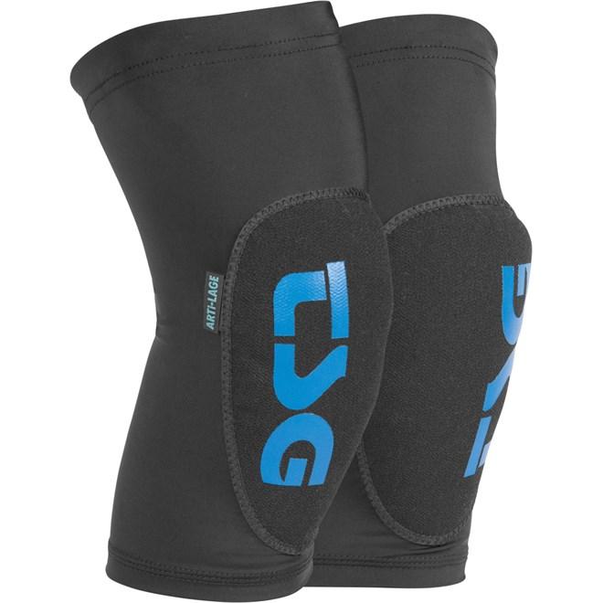chrániče TSG - arctic knee 2nd skin A black  (030)