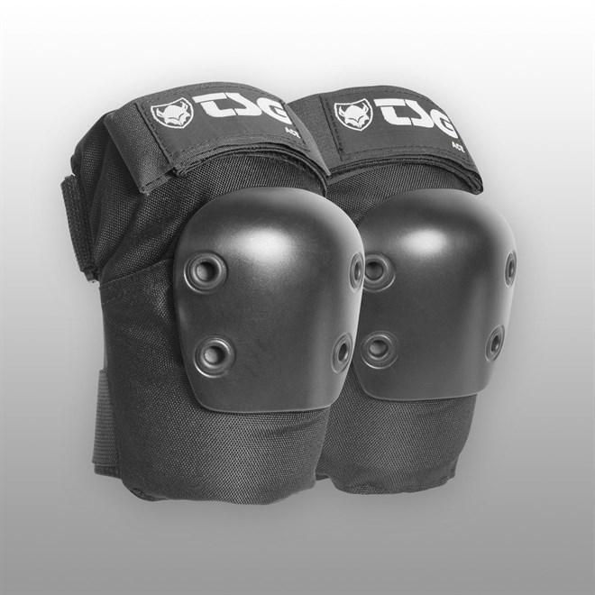 chrániče TSG - Elbowpad Ace Black (102)