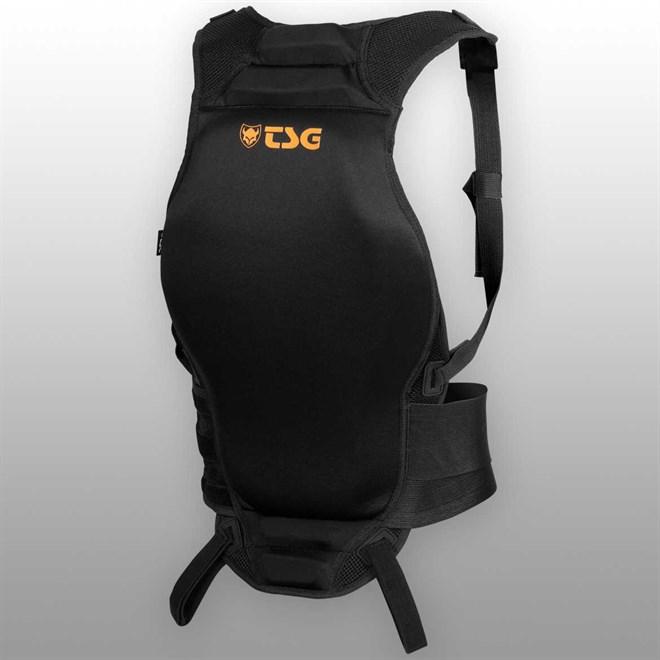 chránič TSG - Backbone Trooper D3O Black (102)