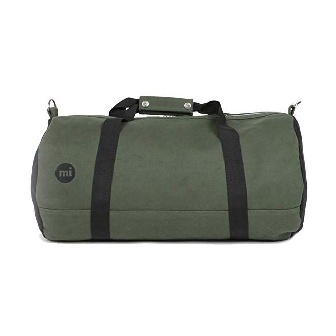 cestovní taška MI-PAC - Duffel Canvas Deep Green (S22)