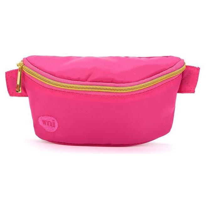 ledvinka MI-PAC - Bum Bag Nylon Hot Pink  (A39)
