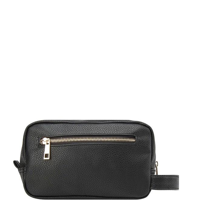 příruční taška MI-PAC - Travel Kit Tumbled Black (001)