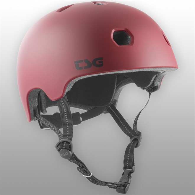 helma TSG - Meta Solid Color Satin Oxblood (140)