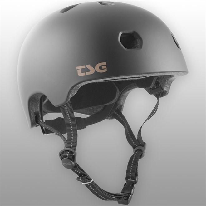 helma TSG - Meta Solid Color Satin Black (147)