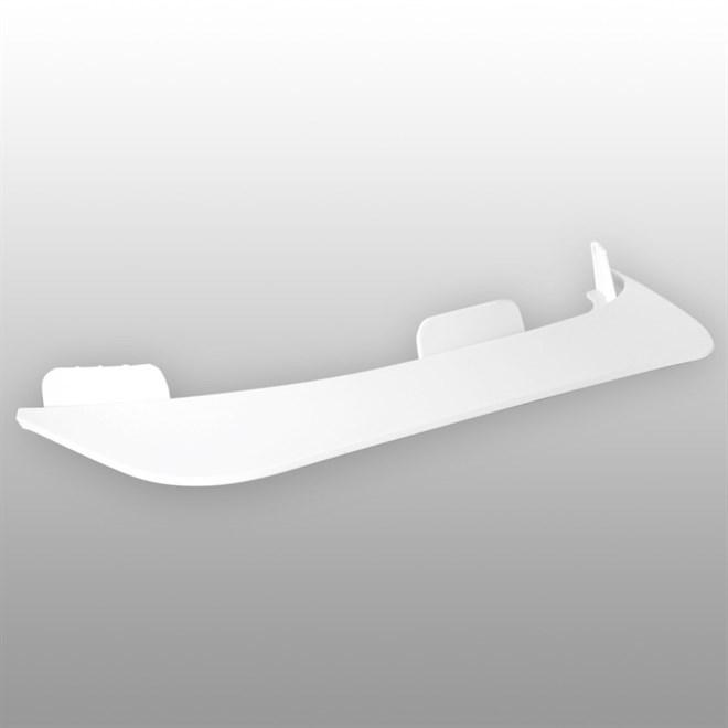 kšilt TSG - Evolution Visor Abs White 160 (160)