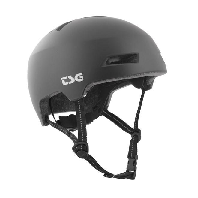 helma TSG - Status Solid Color Satin Black (147)
