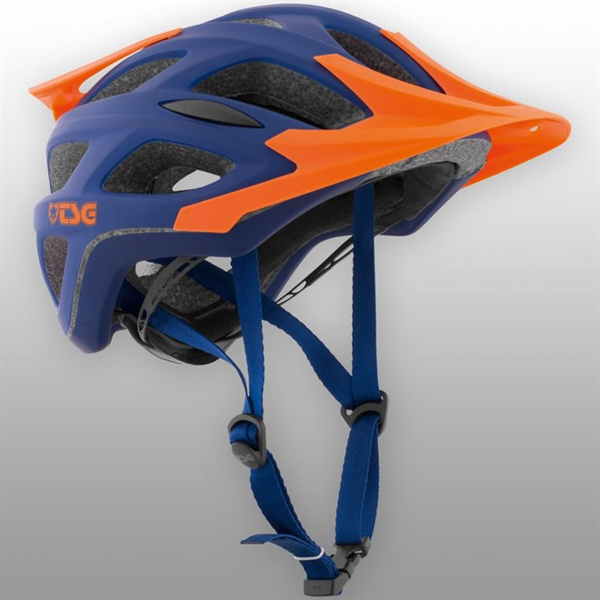 kask TSG - substance 3.0 solid color flat blue orange (372)