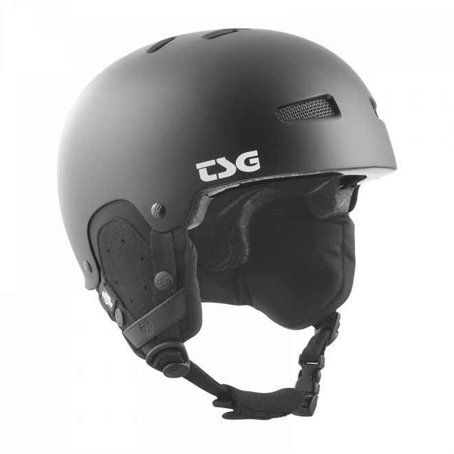 helma TSG - Gravity Youth Satin Black (147)