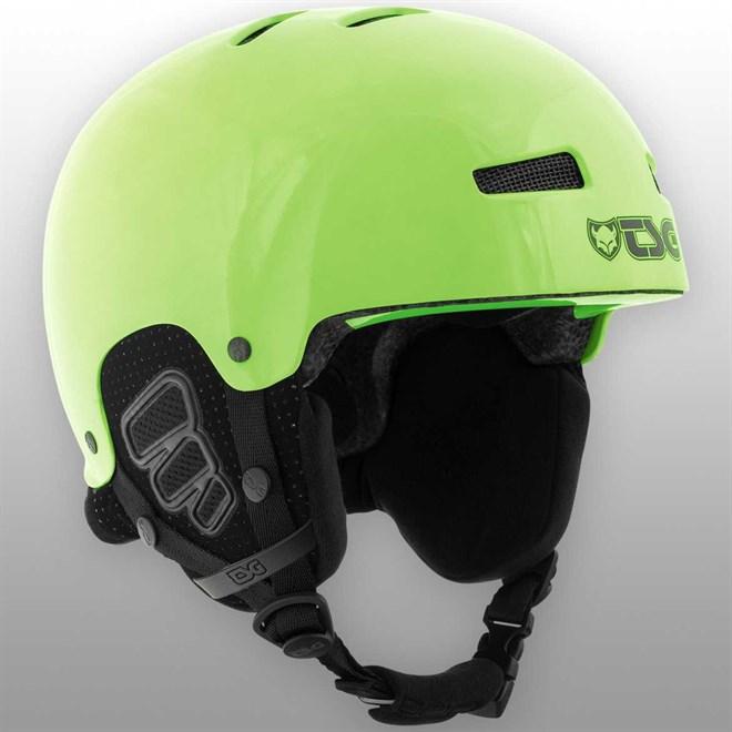 dětská helma TSG - Gravity Youth Solid Color Gloss Neon Green (228)