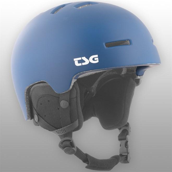 helma TSG - Arctic Nipper Maxi Solid Color Satin Blue (171)