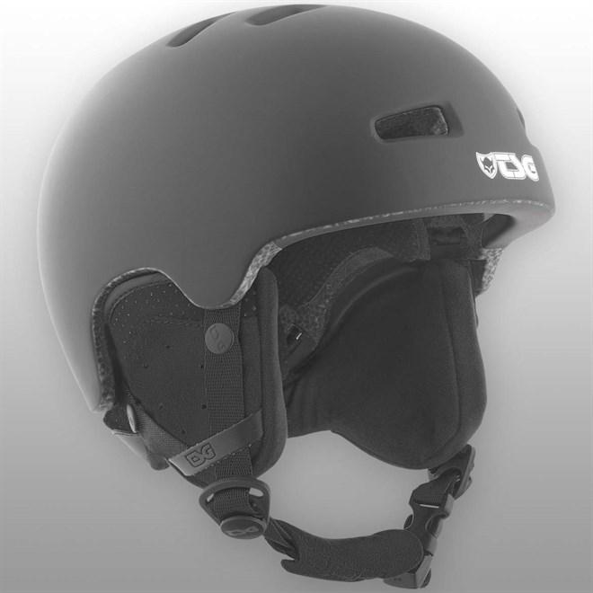 helma TSG - Arctic Nipper Mini Satin Black (147)