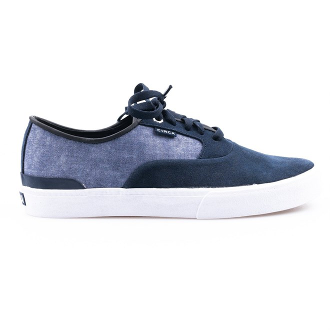boty CIRCA - Kingsley Blue Nights/White (BNWT)