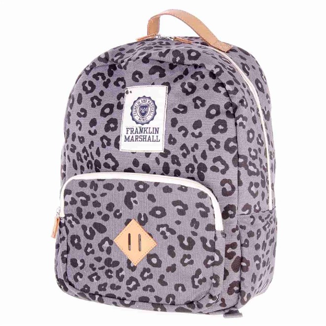 batoh FRANKLIN & MARSHALL - Fashion backpack - leopard all over (71)